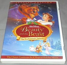 Disney's BEAUTY and THE BEAST An Enchanted Christmas, Special Edition (2002) DVD