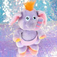 "Wuzzles ELEROO Elephant Kangaroo 12"" Plush 1984 Vintage Hasbro Softies BQ016"