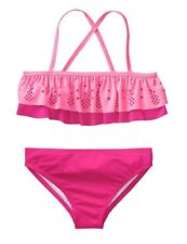Crazy 8 Swimsuit  Pink bikini (2 pieces) Size M (7-8) New with tag.