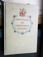 Armstrong Sperry: The Voyages of Christoph Columbus 1950 Landmark books