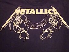 Metallica My Apocalypse Album Heavy Metal Music Fan T Shirt M