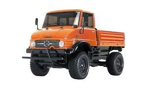 Tamiya 1:10 XB Unimog 406 CC-01 Sondermodell ARTR 300057843 Scale LKW Crawler