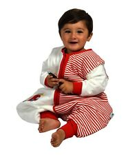 Slumbersac Baby Sleeping Bag with Feet and long sleeves Fire Engine 2.5 Tog