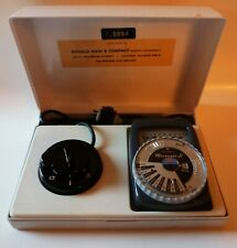 Leitz Gossen Electronic Exposure Light Meter Microsix L - Tested.New Battery!