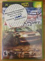 RalliSport Challenge (Microsoft Xbox, 2002)