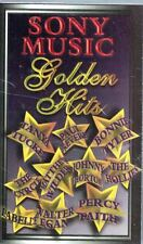 Golden Hits from Sony Music by Original Artists Audio Cassette Tape 1997