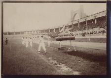 Lyon 1926 Fêtes de la Jeunesse Gymnastique Sport France Photo n10 Vintage