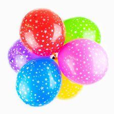 Confezione di 25.4-30.5 cm Stelle Stampato Colori Assortiti - Palloncini Festa