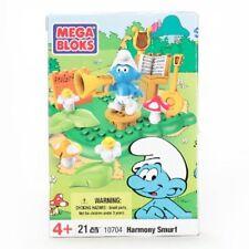 Mega Bloks The Smurfs Harmony Smurf