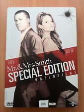 MR & MRS SMITH   SPEZIAL EDITION UNZENZIERT STELLBOOK
