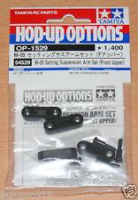 Tamiya 54529 M-05 réglage suspension arm set (front upper) (M05/M05Ra), nip
