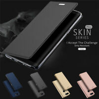 For OnePlus 7 Pro 6T 6 5T 5 Luxury Leather Flip Wallet Magnetic Stand Case Cover