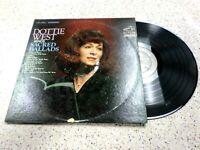 VINYL ALBUM RECORD,DOTTIE WEST SINGS SACRED BALLADS,LSP-3784,DYNAGROOVE RCA