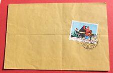1967 China TO HONG KONG   Cover  Cultural revolution envelope