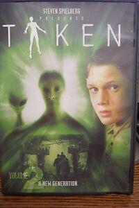 Taken DVD - Volume 2 Steven Spielberg_Alien Abductions