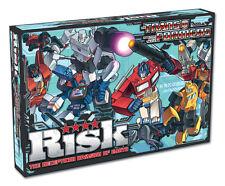 Risk - Transformers