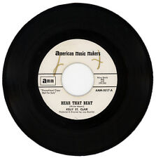 "KELLY ST. CLAIRE  ""HEAR THAT BEAT c/w THIS MAGIC MOMENT""  DEMO  NORTHERN SOUL"