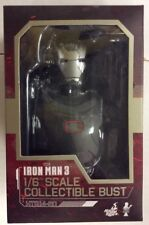 War Machine Mark II Iron Man 3 Collectible Bust 1:6 Scale by Hot Toys