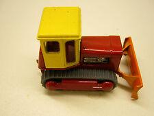 Vintage Diecast Playart Tractor / Bulldozer Hong Kong  3 available