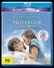The Notebook (DVD, 2014) New, ExRetail Stock (D139)