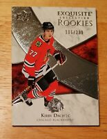 Exquisite rookies collection Kirby Dach sp 106/299