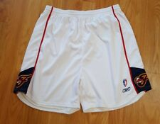Rebook player issued WNBA INDIANA FEVER white GAME SHORTS SIZE 3XL women's