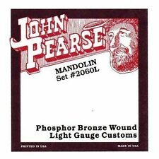 John Pearse 2060L Mandoline Saiten Light