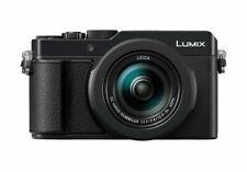 Panasonic LUMIX LX100 II 17.0MP Digital Camera - Black (Kit with Leica DC...