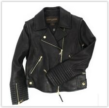 db7e5089a60 Louis Vuitton Leather Motorcycle Coats, Jackets & Vests for Women ...