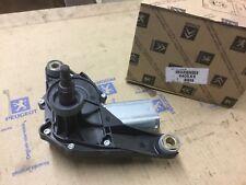 PEUGEOT 106 Mk2 REAR WIPER MOTOR VALEO 53017012  NEW NLA 9641811080