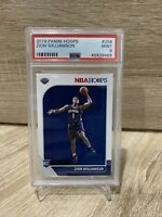 2019-20 Panini NBA Hoops Zion Williamson #258 Pelicans RC Rookie PSA 9 MINT