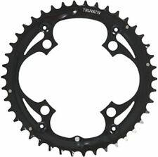 "TRUVATIV Fahrrad Kettenblatt ""MTB/Trekking"" 42 Zähne, 104 mm Lochkreis, schwarz"