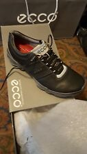 Ecco Biom golf shoes-NIB Black/steel size 42