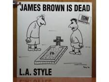 "L.A. STYLE - JAMES BROWN IS DEAD - MAXI SINGLE 12"" - ESPAÑA - (MB/VG- EX/NM)"