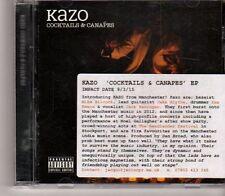 (GA751) Kazo, Cocktails and Canapes - 2015 DJ CD