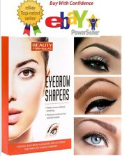 56 Eyebrow Shaper WAX STRIPS Easy Hair Removal FLAWLESS SHAPING Easily Sculpt