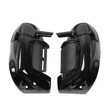 """Lower Vented Leg Fairing 6.5"""" Speaker Box Pods Fit For Harley Road Street Glide"""