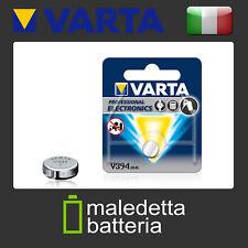 394 VARTA V394 Batteria a Bottone SR45 SR936 D 394/380  280-17 SB-A4 KS394 AG9