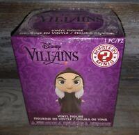 Hot Topic Exclusive Funko Mystery Minis Disney Villains Witch Snow White NIB