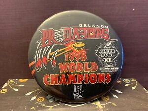 Orlando Predators  AFL  Arena Football Bowl Champions 1998 Pin Button