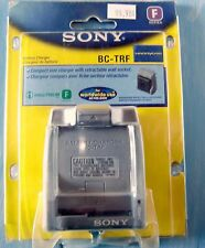 Sony BC-TRF Battery Charger Series F Handycam