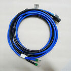 3 meter blue black DC power cable use for ZTE C600 equipment etc