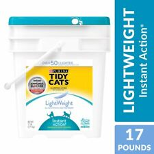 Purina Tidy Cats Light Weight, Low Dust, Clumping Cat Litter Instant Action