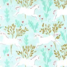 Unicorn Unbranded 100% Cotton Upholstery Craft Fabrics