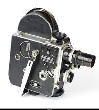* Bolex H16  Berthiot Cinor 1.5/20mm 1.5/15mm Dallmeyer Telephoto 3,5/3 inch