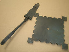 Decorative, Rustic, Mexican Latch Lock For Blanket Box, Chest etc