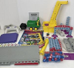 Vintage ROKENBOK System Action Factory Starter Set 34120 Incomplete Set