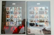 2017 Pair of Star Wars Sheets USED
