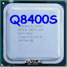 Intel Core 2 Quad Q8400S 2.66GHz Quad-Core (BX80580Q8400S) Processor