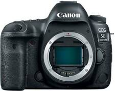 Canon 5D Mark IV DSLR Camera (Body only)  (Black)